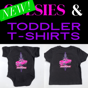 Image of ONESIES & Toddler T-Shirt