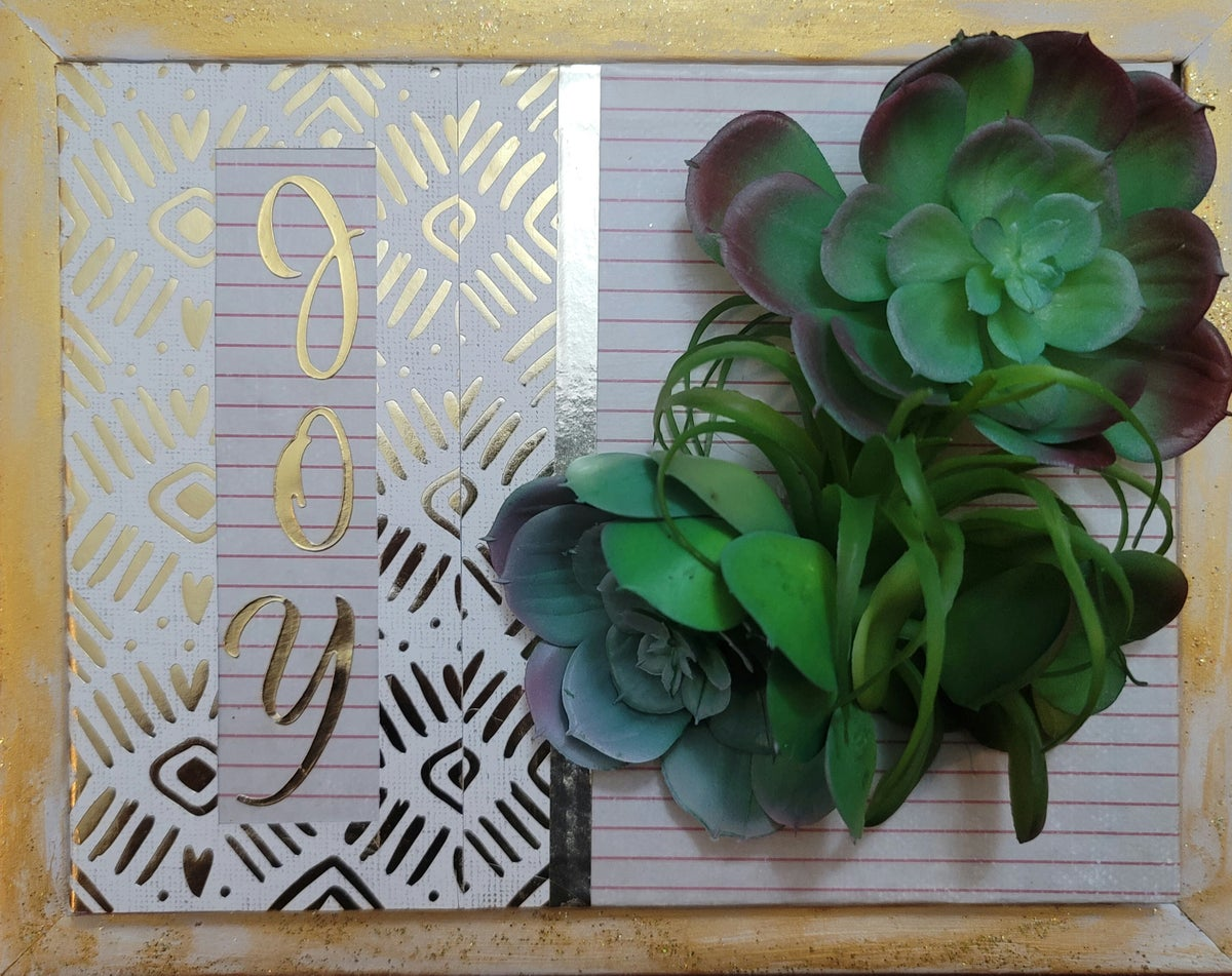 Image of Succulent Decor 'Mini' Set of 3 (221)