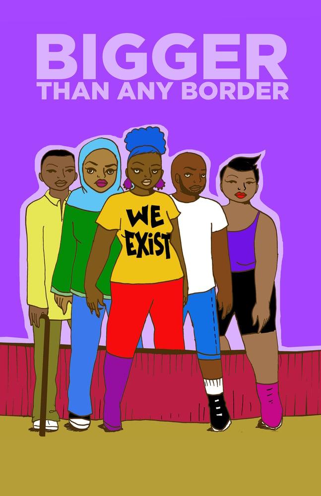 Image of Bigger Than Any Border