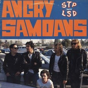 Image of Angry Samoans - STP not LSD 12""