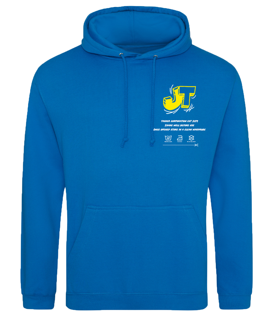 "Image of *NEW* Sapphire Blue ""JT"" Hoodie"