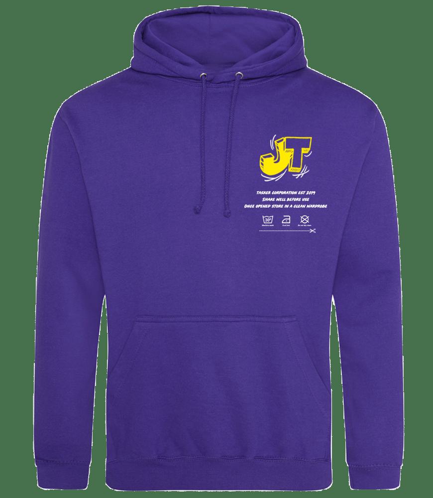 "Image of *NEW* Violet Purple ""JT"" Hoodie"