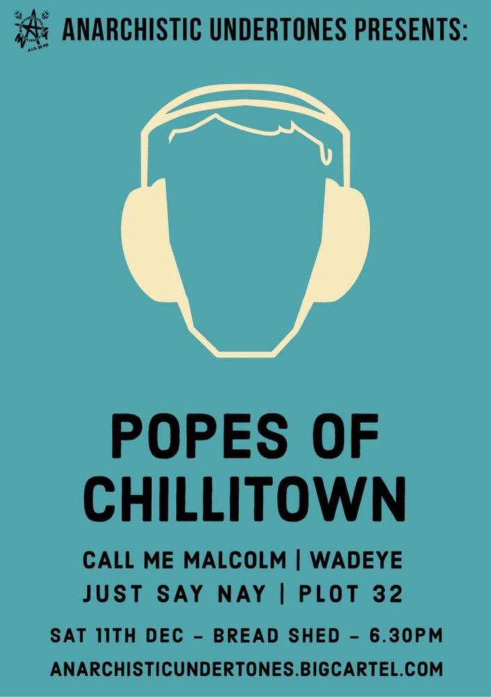 Image of POPES OF CHILLITOWN