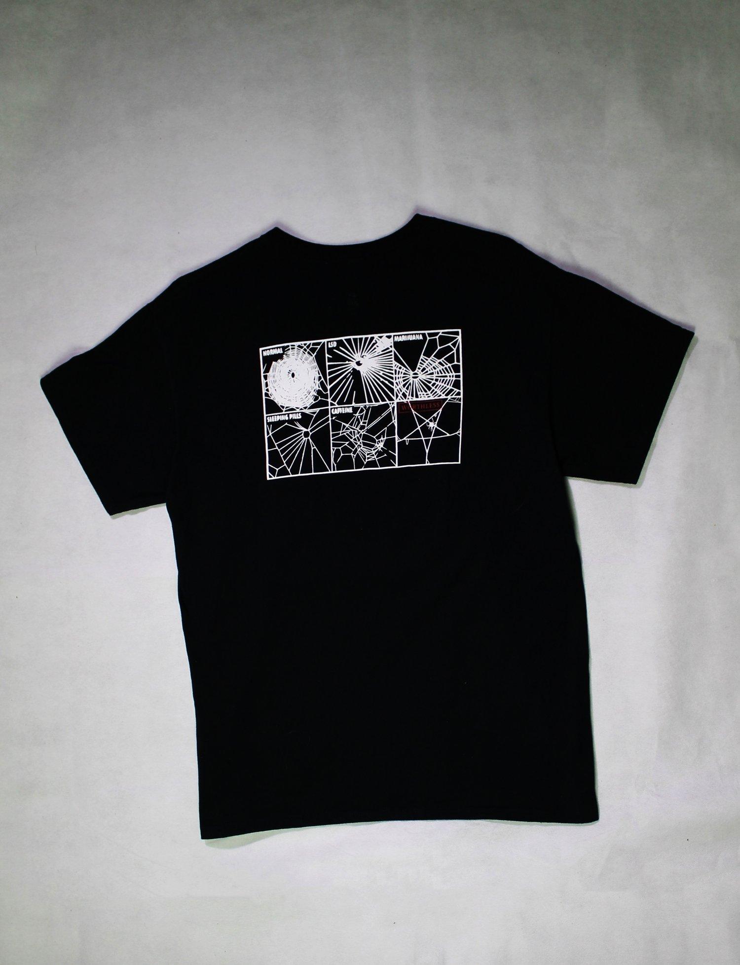 Spider Experiment Shirt