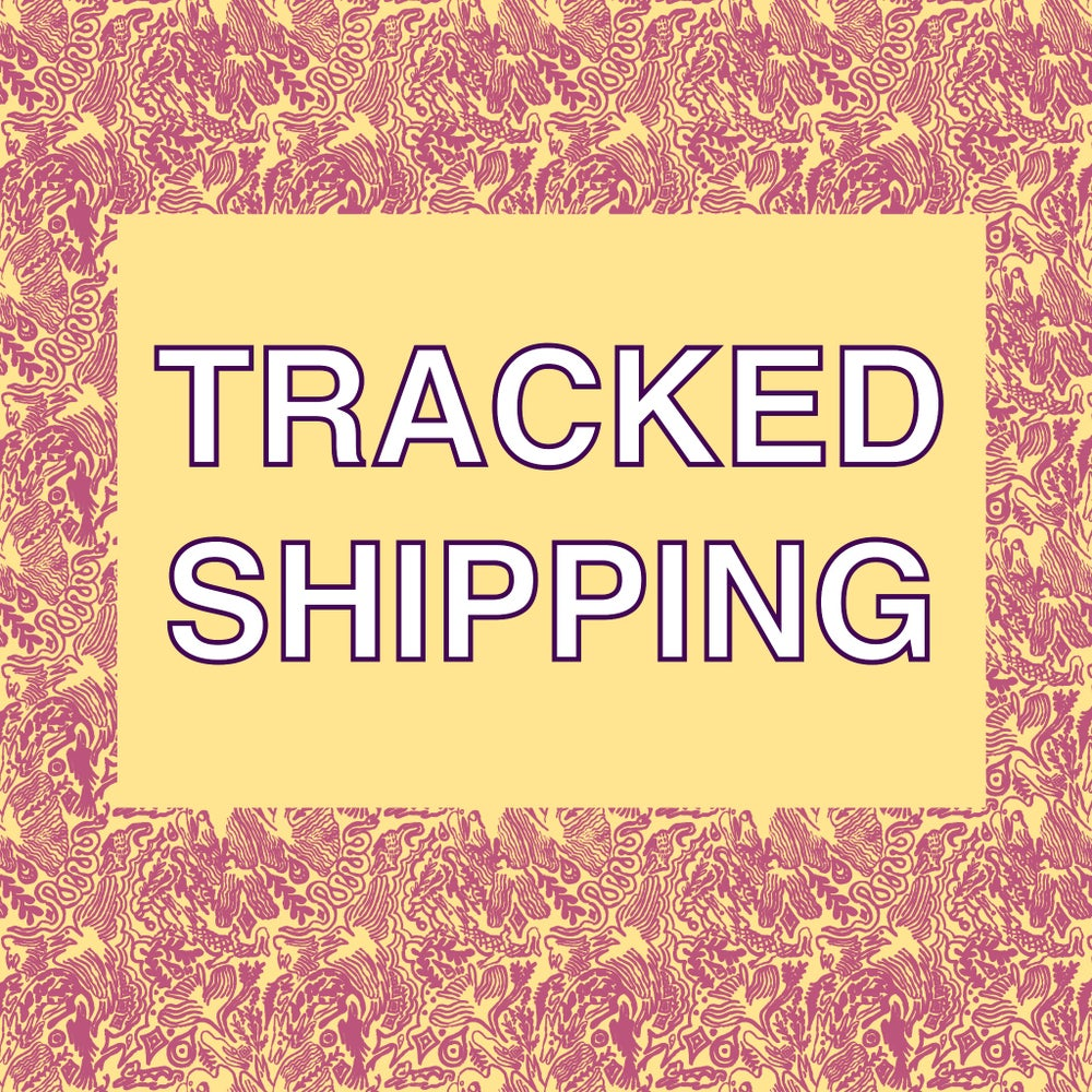 Image of Tracked shipping