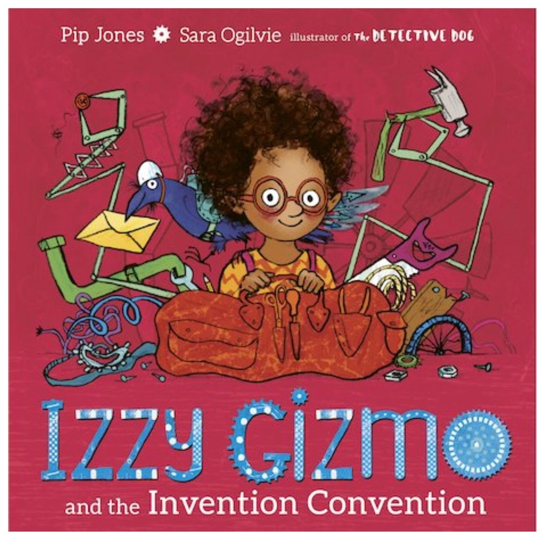 Image of Izzy Gizmo and the Invention Convention