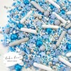 Baby Blue Galaxy - Sprinkle Mix