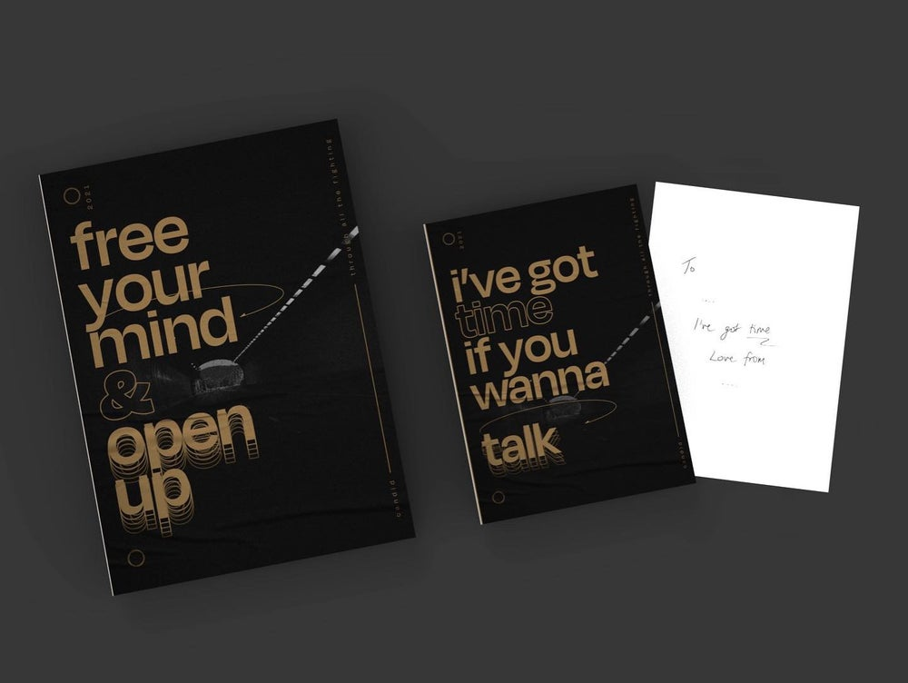 Image of Free Your Mind - POSTER