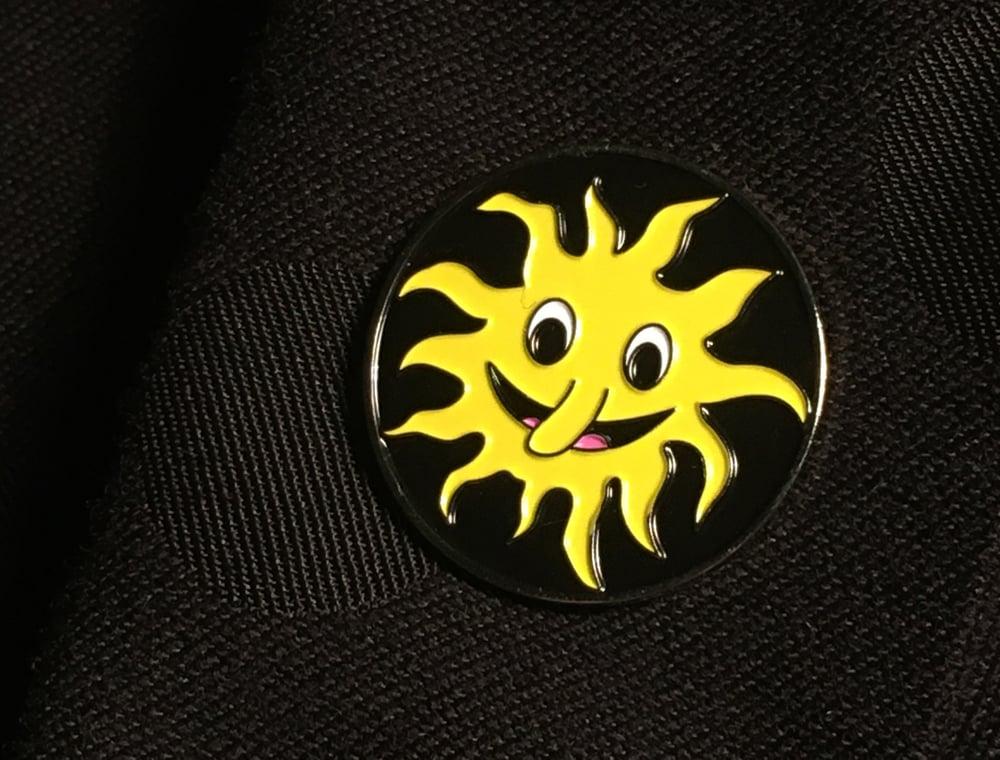 Image of 'I rise 4 You' Enamel Pin