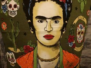 Image of frida kahlo t shirt