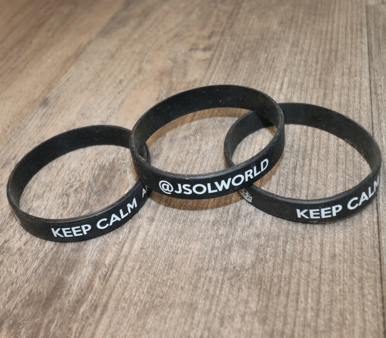 Image of J-SOL WRISTBAND