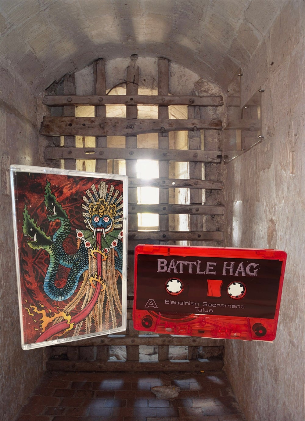 Image of Battle Hag - Celestial Tyrant