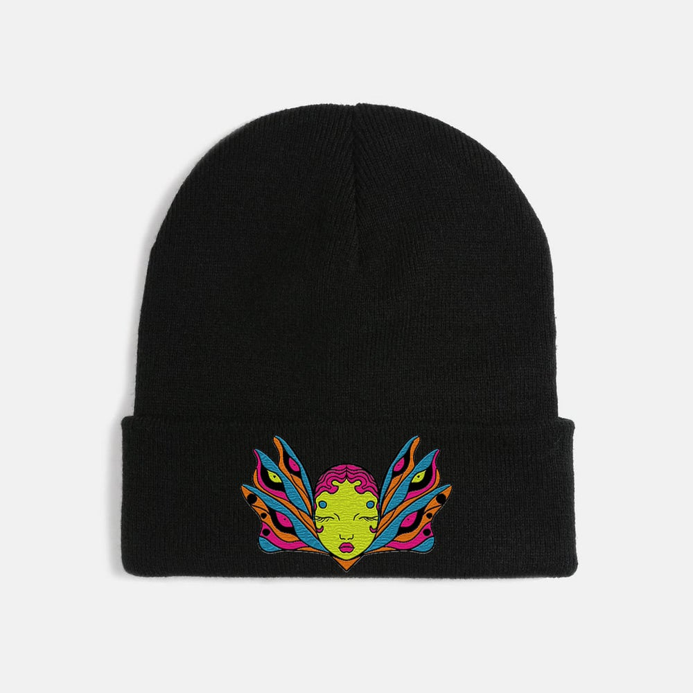 Image of Embroided lalasdreambox beanie