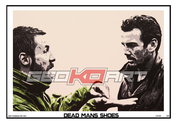 Image of DEAD MANS SHOES
