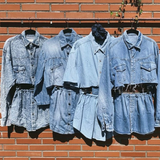 Image of Conjunto Denim