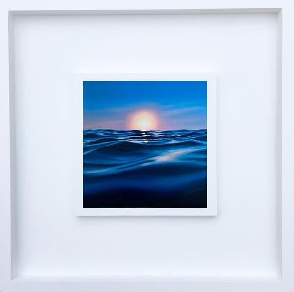 Image of Sunset calm giclee print