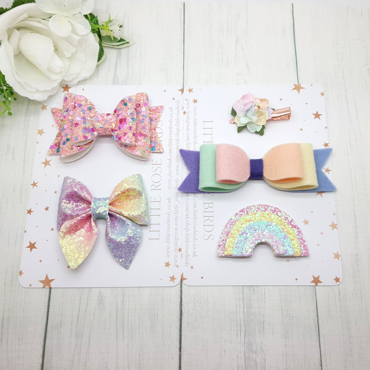 Image of April's Bow Box