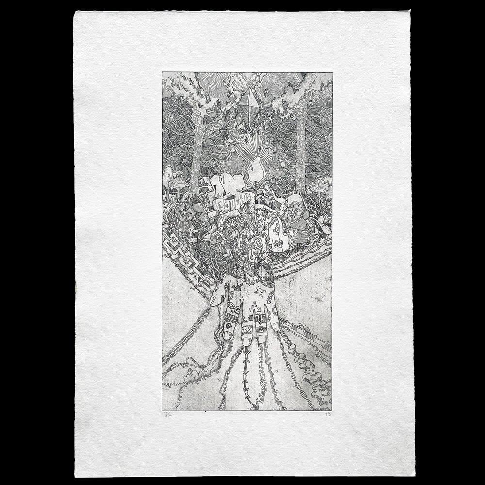 Image of Selfportrait I / Paul Du Bois-Reymond