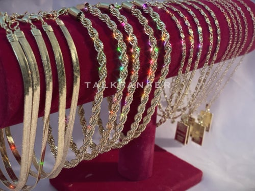 Image of ANKLET MANIA