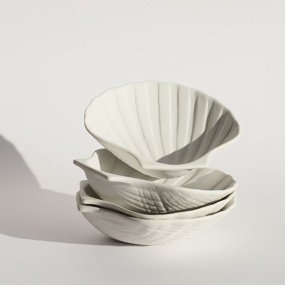Image of Coquillage en porcelaine
