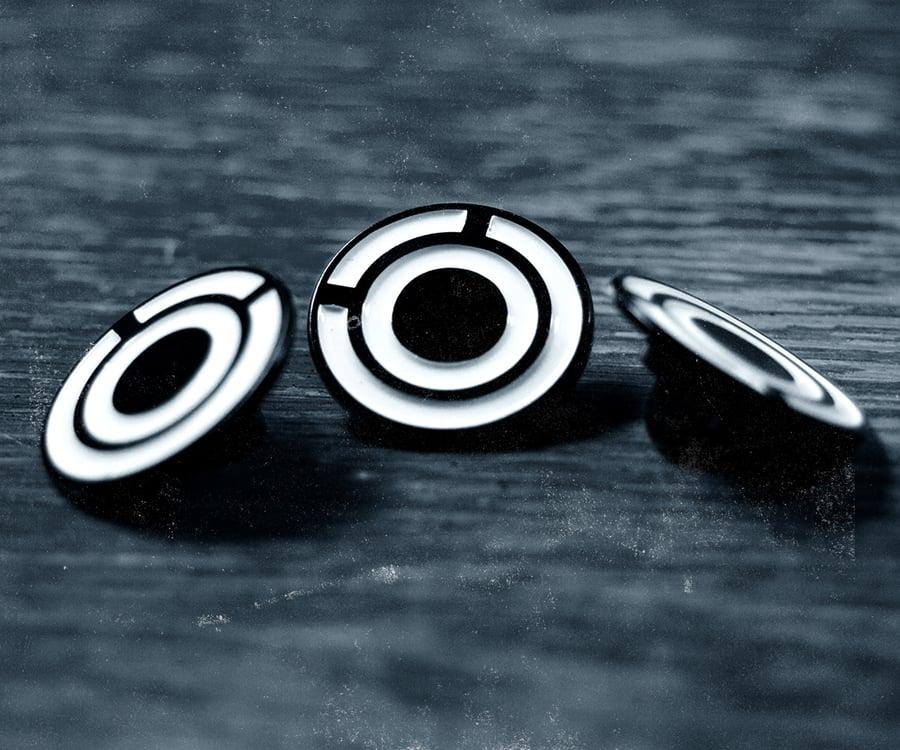 Image of Logo Enamel Pin