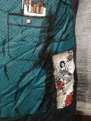 Image of Rock n roll leopard t shirt