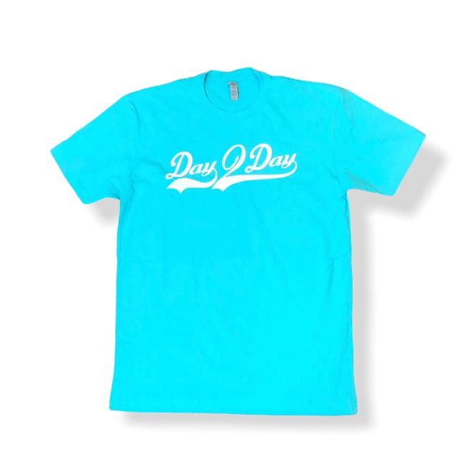 Tiffany Blue Signature Logo T-shirt