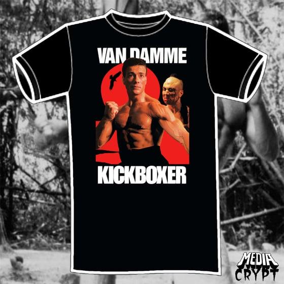 Image of KICKBOXER T-Shirt Pre-Order