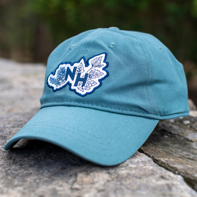 Image of Mineral Blue - NH Botanical Organic Hat