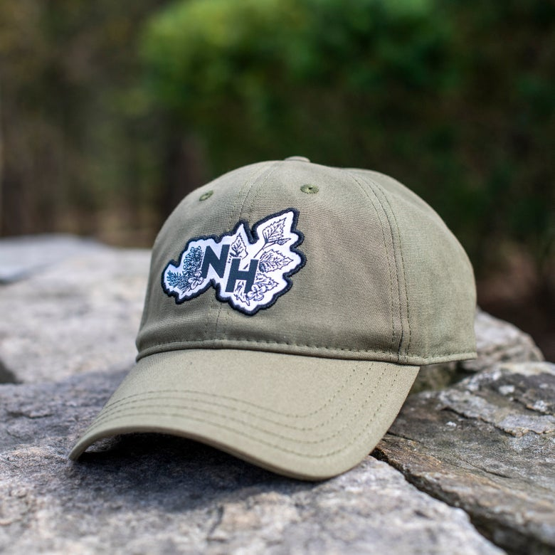 Image of Olive - NH Botanical Organic Hat
