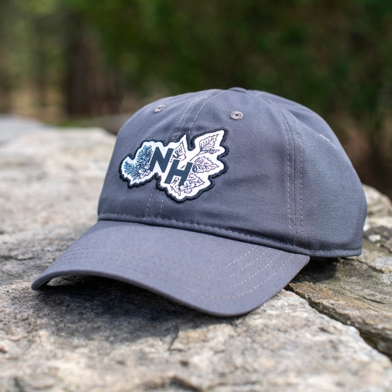 Image of Charcoal - NH Botanical Organic Hat