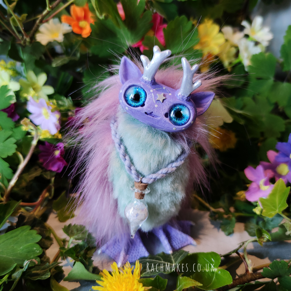 Image of Lilac and Mint Staglett