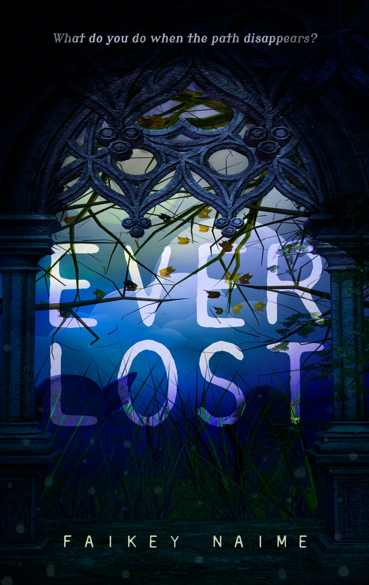 "Image of ""Everlost"" Pre-Made eBook Cover Design"