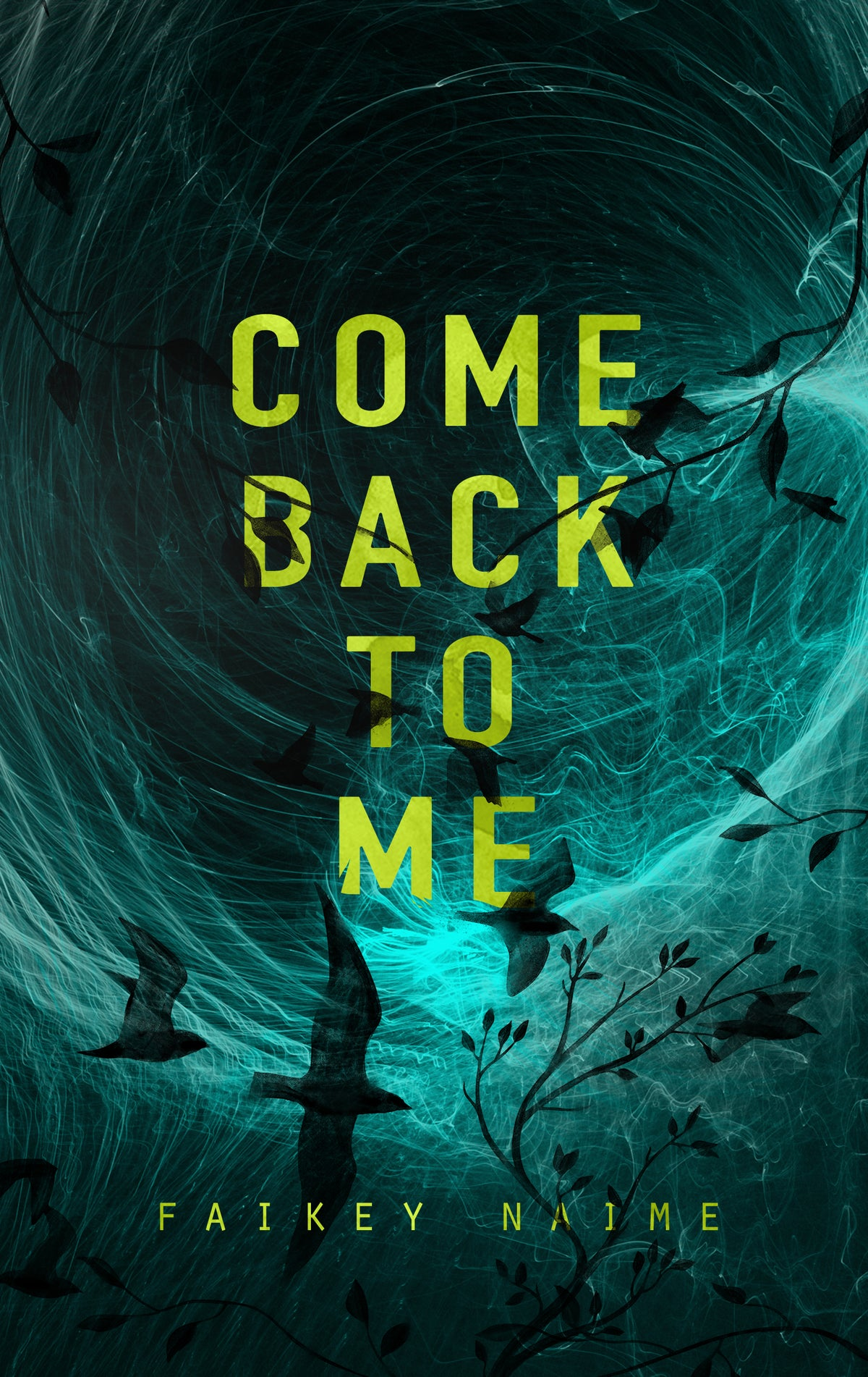 "Image of ""Come Back To Me"" Pre-Made eBook Cover Design"