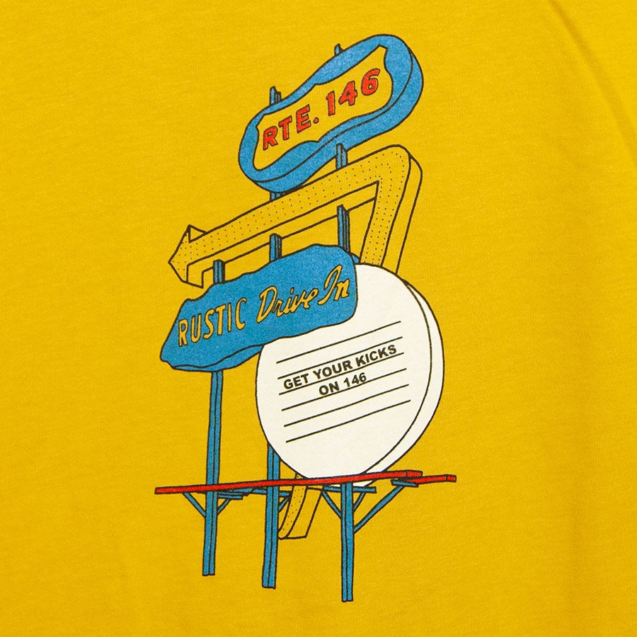Image of Rustic Drive-In T-shirt