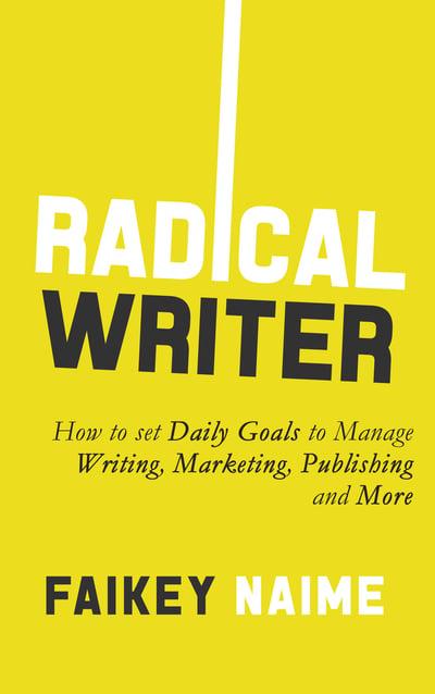 """Image of """"Radical Writer"""""""