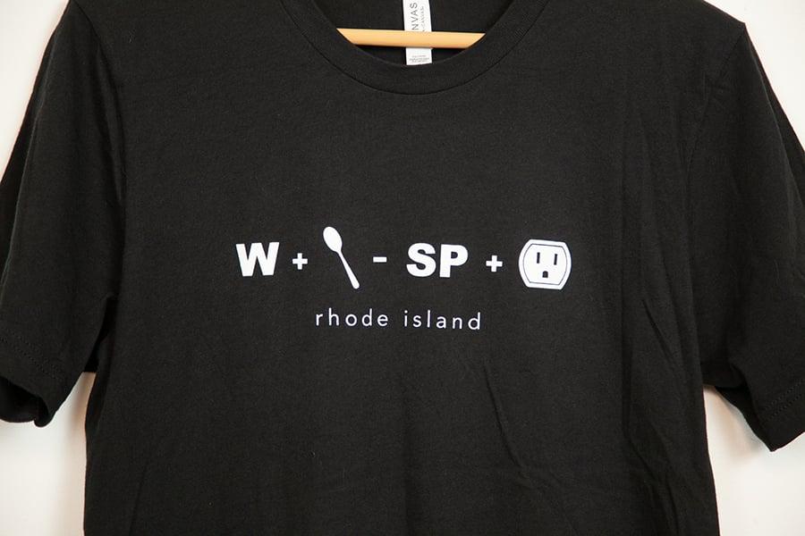 Image of Woonsocket Rebus T-shirt
