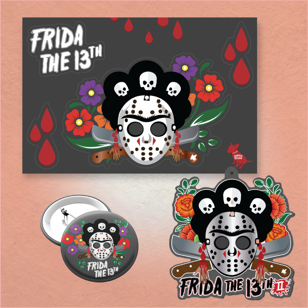 Frida the 13th - Killer Set
