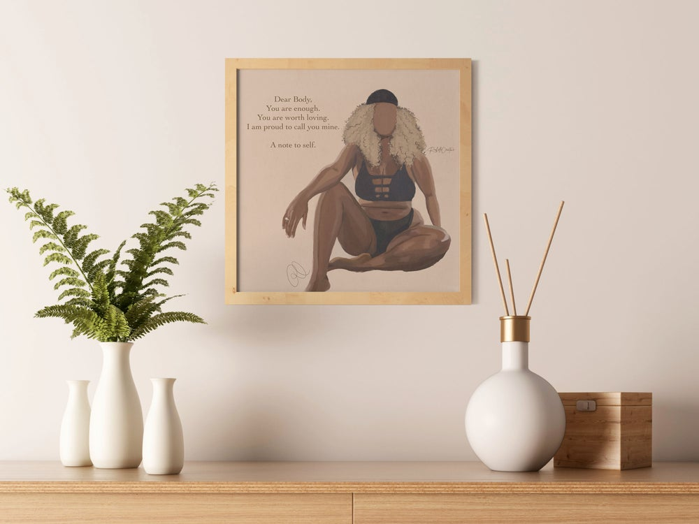 Image of You Are Enough | Art Print