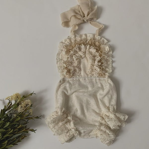 Image of Anna Romper 12-18 months