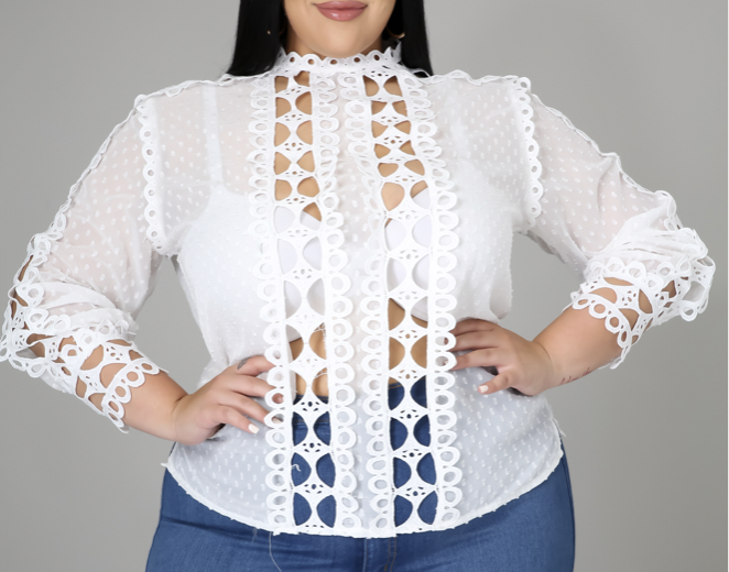 Lacy Lucy Top
