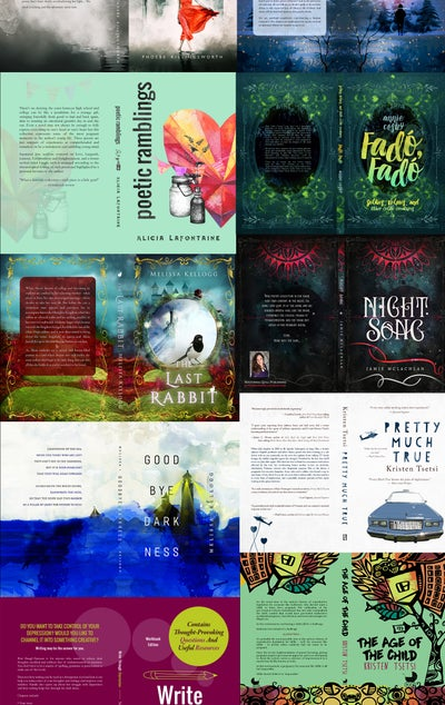 Image of Paperback Spread Upgrade