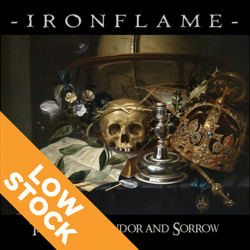 Image of IRONFLAME - Tales Of Splendor And Sorrow
