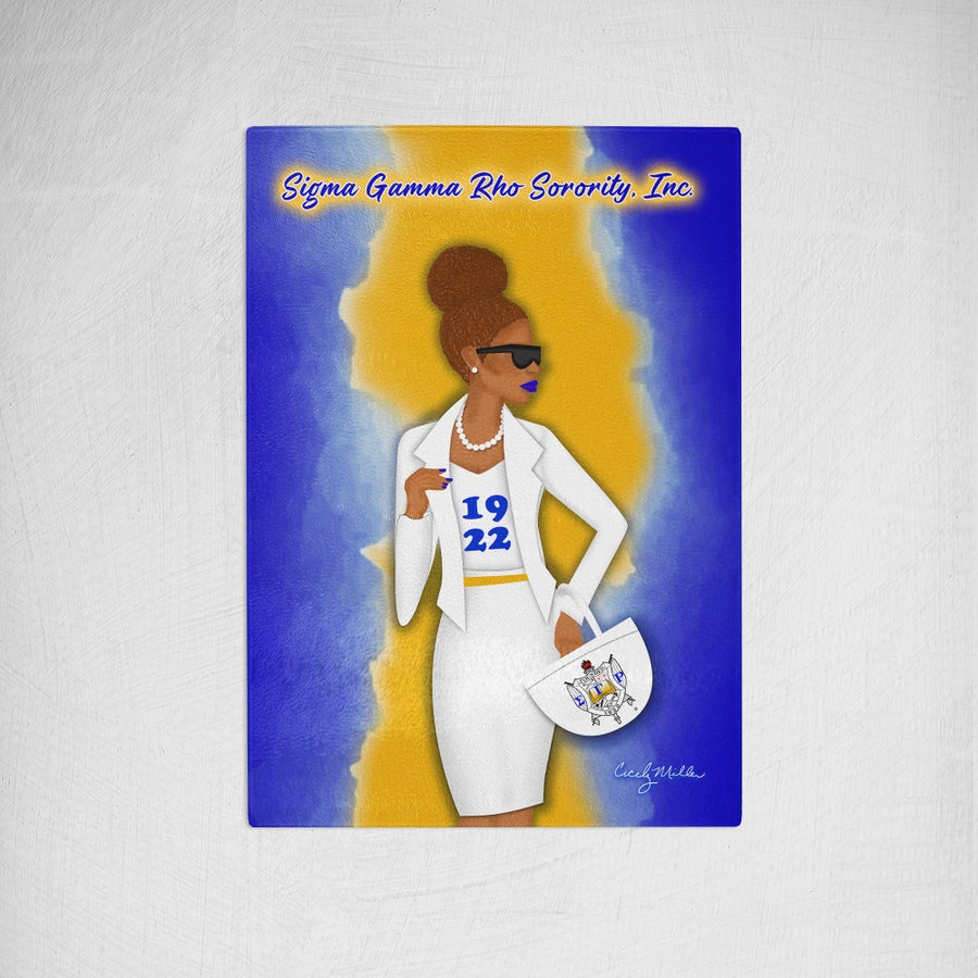 Image of SGRho Cool and Sophisticated