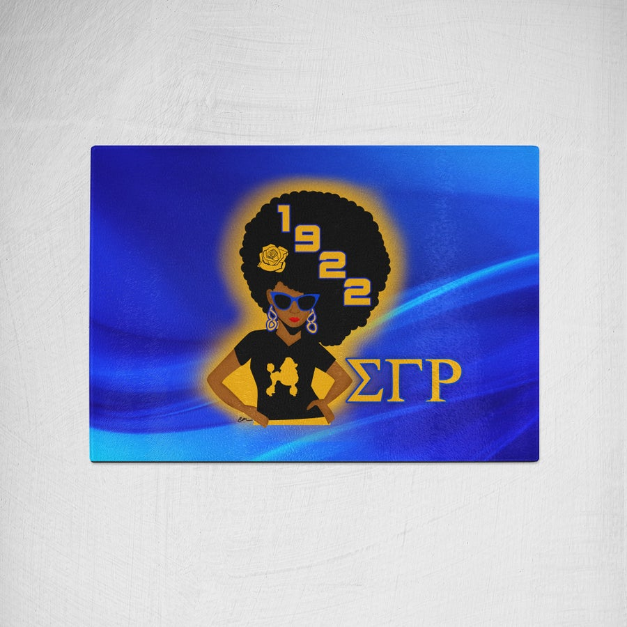 Image of SGRho Side Fro Cutting Board