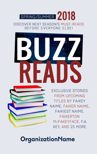 """Image of """"Buzz Reads"""""""
