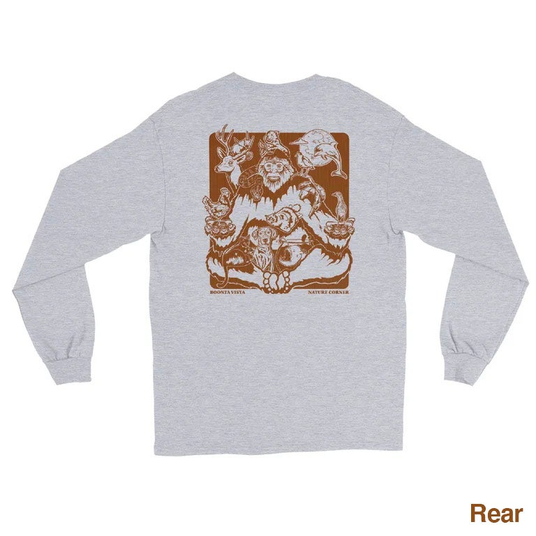Image of Nature Corner Long Sleeve Shirt