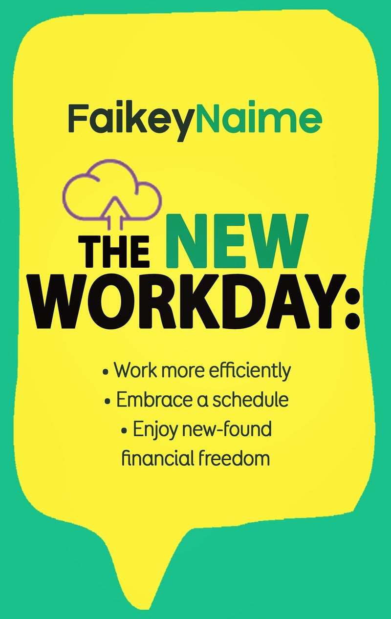 """Image of """"The New Workday"""""""