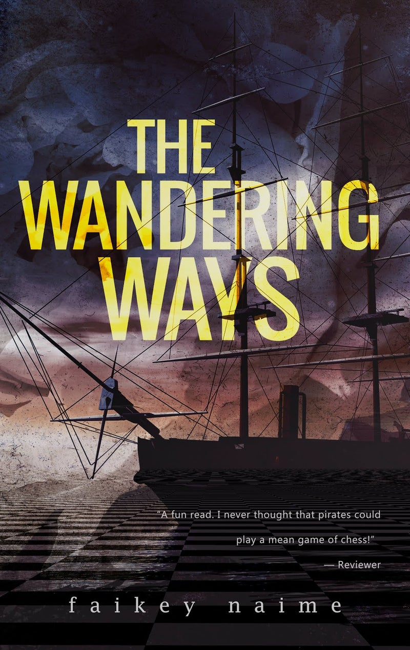 """Image of """"The Wandering Ways"""""""