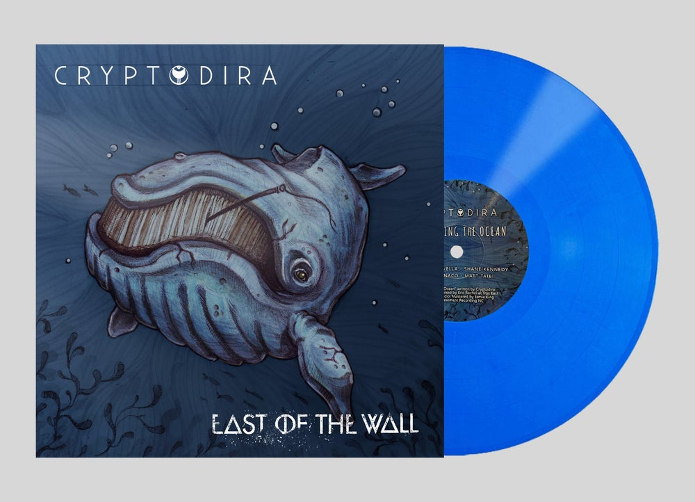 Image of Cryptodira/East of the Wall Split 7""